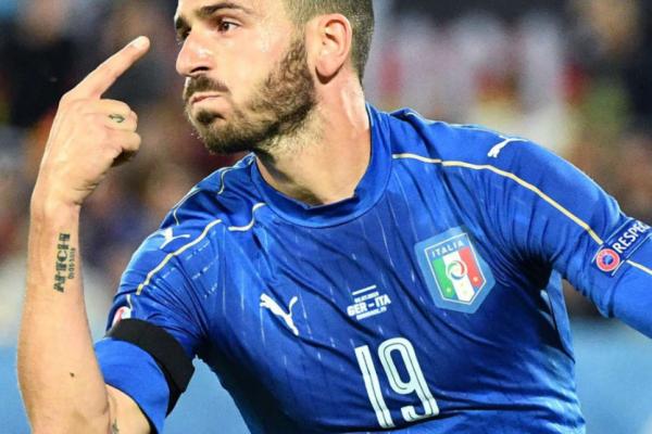 """Bonucci"" volunteered to convince ""Chiellini"" to go to the World Cup"